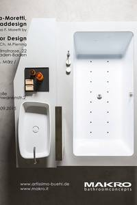 Baddesign bei IP Interior Design